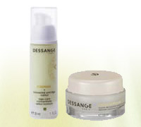 cosmetic container Dessange