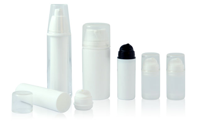 COSJAR's cosmetic container Pure Angle series