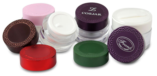 COSJAR's cosmetic container Starry Dream series